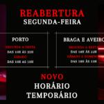 Reabertura Cinemas Zero Tabus
